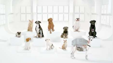 Cinematic Canine Choirs