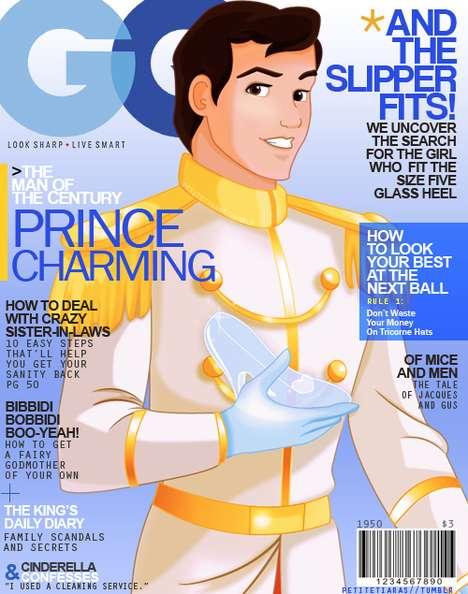 Male Cartoon Covers