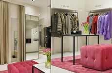 Pretty Pink Retail Accents