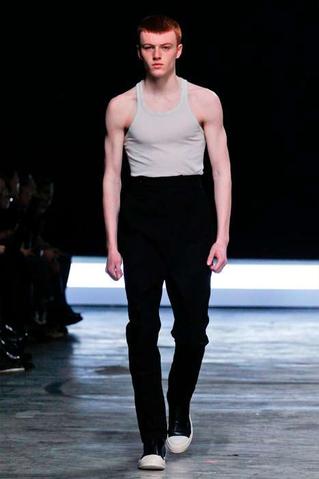 The Rick Owens Fall/Winter 2012 Range is a Vision of the Future