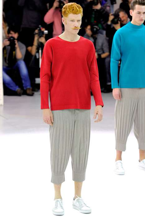 Circus-Inspired Casual Wear