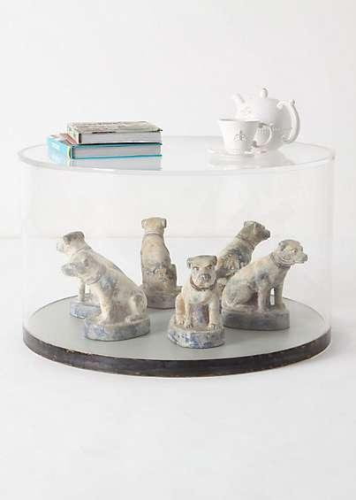 Dog Aquarium Furnishings