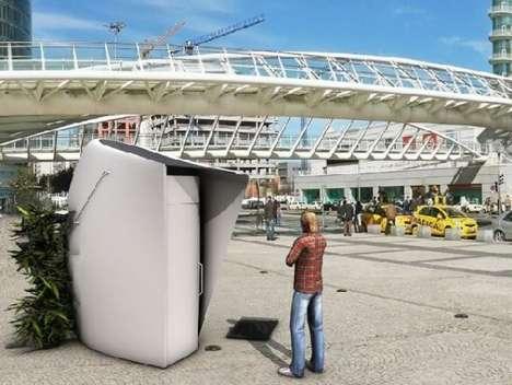 Upcycling Public Potties
