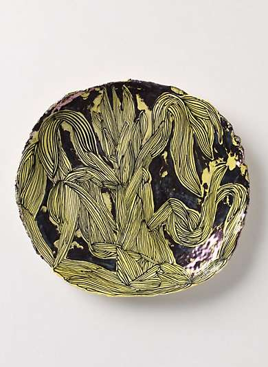 Graphic Pattern Pottery
