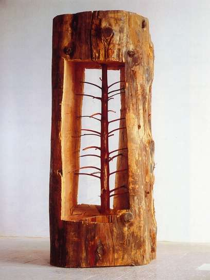 Naturally Enclosed Sculptures