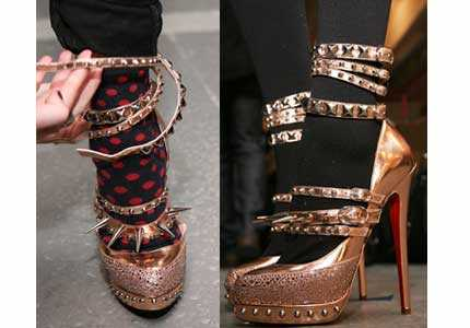 Killer Heels - Cruel Designer Shoes