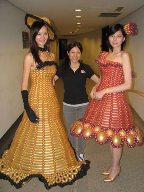 Inflatable Couture