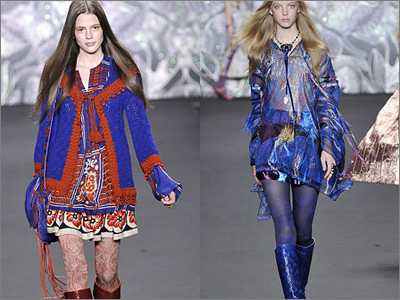 Color Watching in Fashion