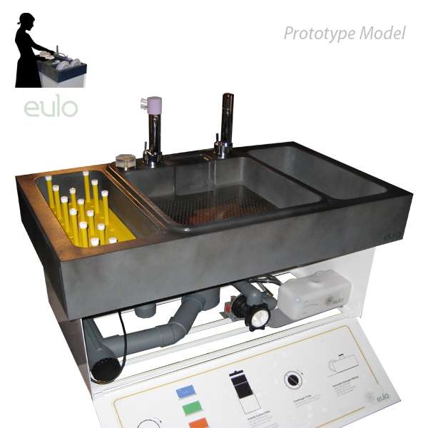 Greywater Recycling Kitchen Sink