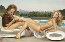 Sports Illustrated 2008 Swimsuit Issue - Heidi Klum & Will Ferrell