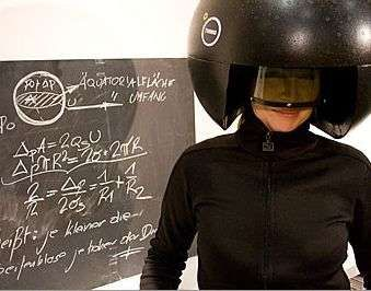 Helmet for the Anti-Social
