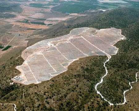 World's Largest Solar Farm Opens in Spain