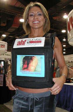 Wearable TV
