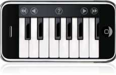 Turn Your iPhone Into A Piano