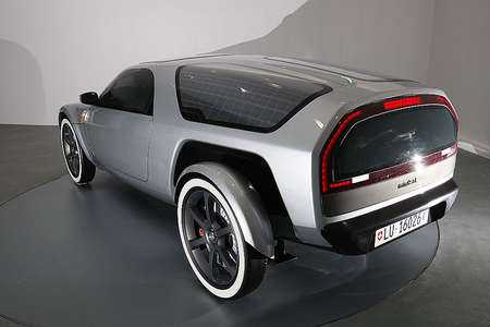 Swiss Eco Car