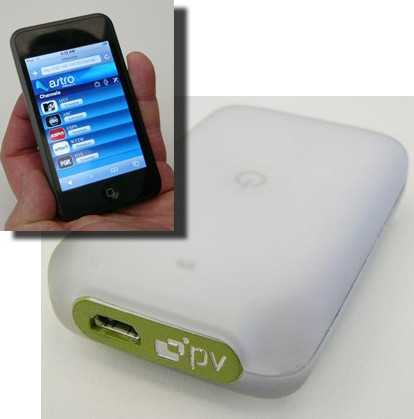 Turn Your WiFi Gadget into Mobile TV