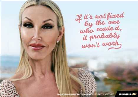 Plastic Surgery Obsession Ads
