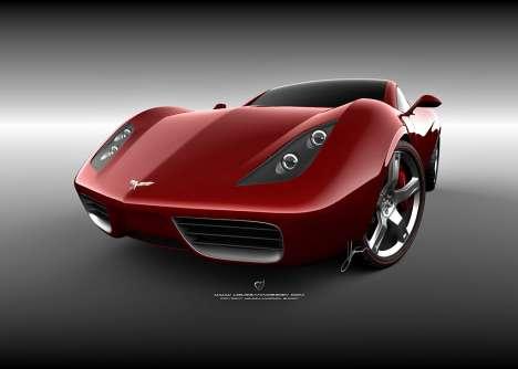 Pushing Super Car Design