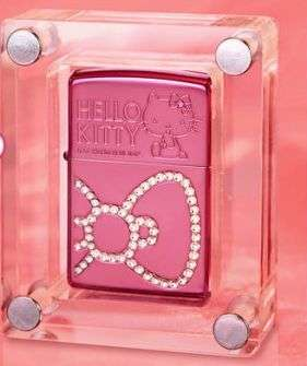 Girly Luxury Lighter