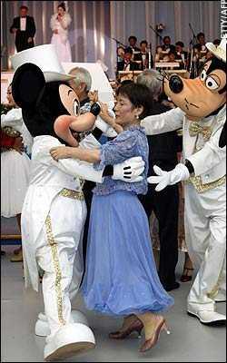 Disney Targets 60+ Market