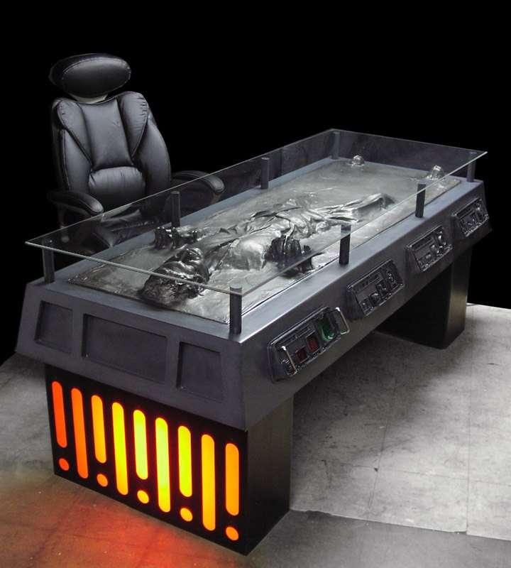 70 Pieces Of Sleek Sci Fi Furniture