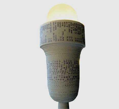 Till Receipt Lamp