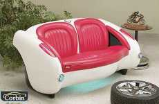 RetroChic Automobile Furniture