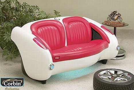 RetroChic Automobile Furniture