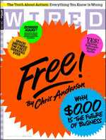 Freeconomics - Wired Gives Out Free Magazines