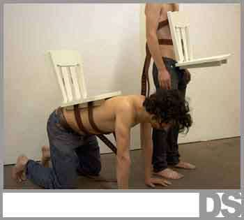 Strap-On Chair