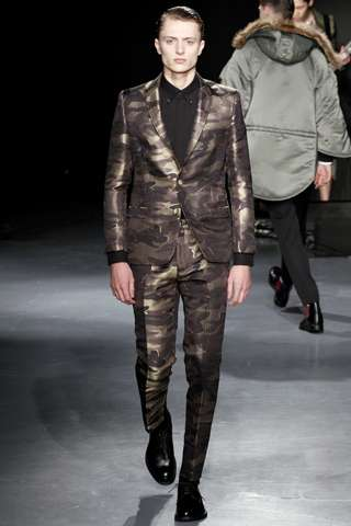 Luxe Militaristic Suits