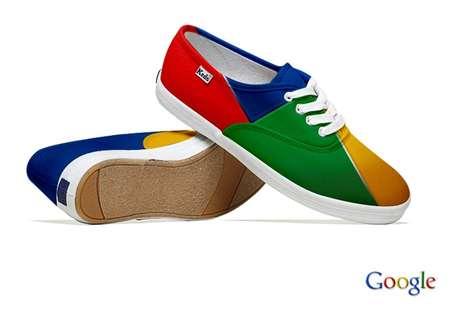 Internet-Inspired Sneakers