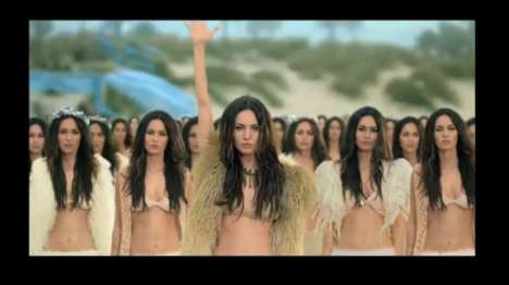 Hot Actress Haven Commercials