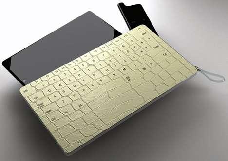 Stylish Hybrid Keyboards