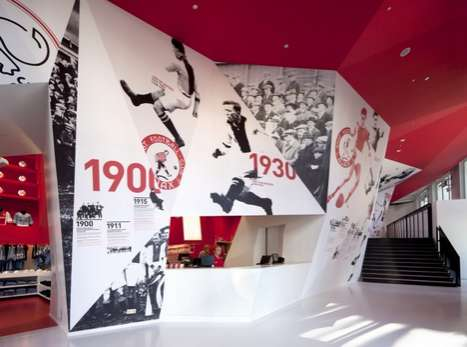 Interactive Soccer-Themed Museums