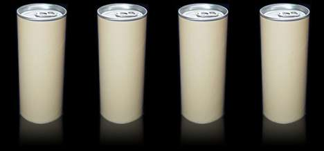 Paper Carbonated Drink Containers