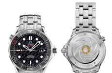 Suave Spy Timepieces - The Omega Seamaster James Bond 50th Anniversary Watch Celebrates 007