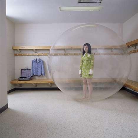 Bubble People Portraits