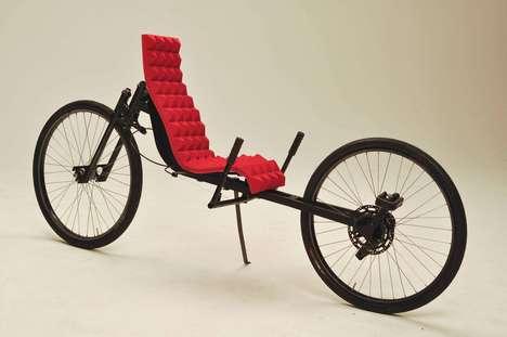 Cushy Recumbent Bikes