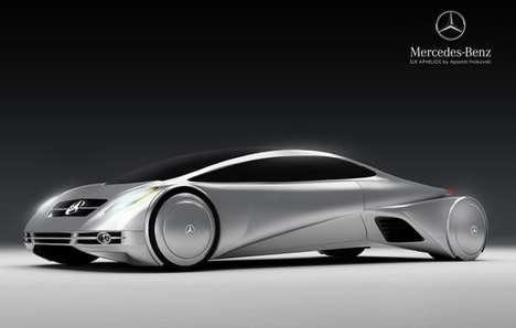 Fishy Sports Car Concepts
