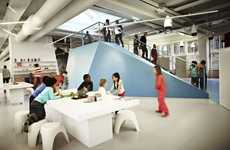 Classroom-Free Academies - The Vittra School Does Away with Traditional Educational Architecture