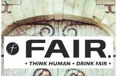 Ethical Quinoa Vodka - FAIR. is the World's First Fair Trade Certified Spirits Brand