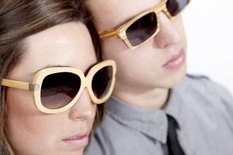 Sustainable Wood Sunglasses