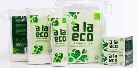 Leafy Lighthearted Branding