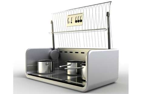 Compact Accessible Cooktops