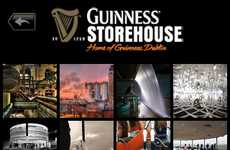 Extensive Brewery Tour Guides - Guinness Storehouse App Enhances the Visitor Experience