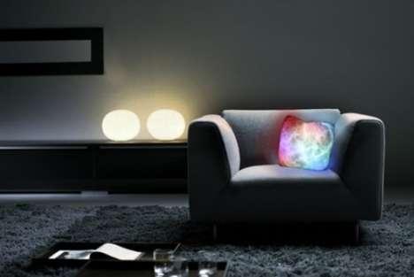 Lunar Rainbow Cushions