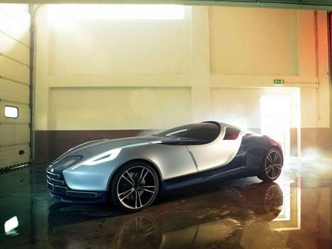 Speed Racer Hybrid Supercars
