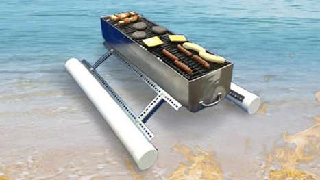 Buoyant Barbecues