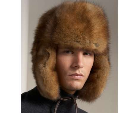 15 Fabulous Fur Hat Looks